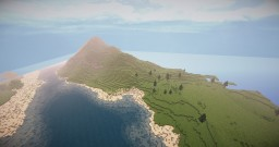 Natural Custom Map Minecraft Map & Project