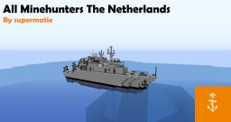 All Minehunters The Netherlands Minecraft Map & Project