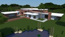 Contemporary House #2 Minecraft