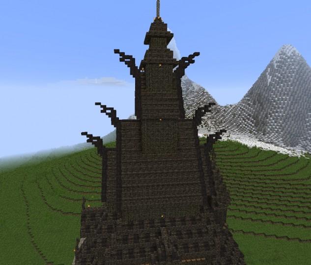 Nidaros Cathedral | Nidarosdomen 2 Minecraft Project