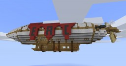 Empire Aviation Co Airship Minecraft Map & Project