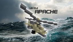 Apache Minecraft Map & Project