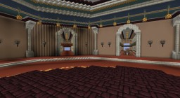Jedi Archives from the Jedi Temple on Coruscant Minecraft Map & Project