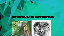 Interview with Sumpumpolis - The Artist Minecraft Blog Post