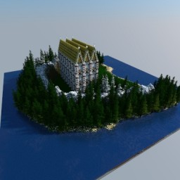 Colossa - Palace Of The Giants Minecraft