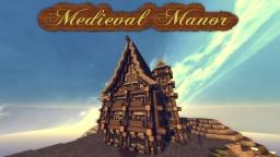 8Bit's Medieval Manor (WIP) Minecraft