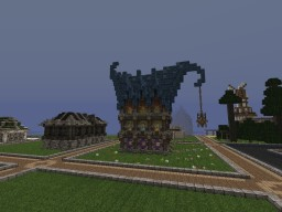 Small Elven House 2 Minecraft