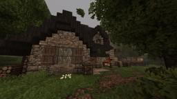 A Medieval Tavern Minecraft