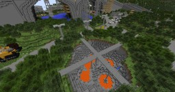 Construct a Survival Games Map - By Berserker Minecraft Map & Project