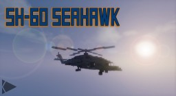 [ECS] SH-60 Seahawk Helicopter Minecraft Map & Project