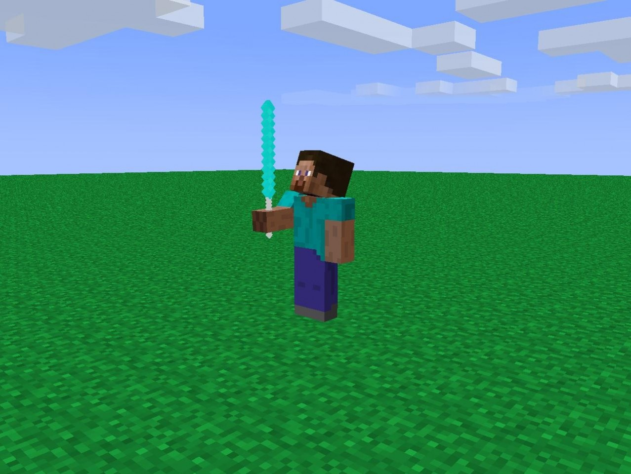 How To Make A Lightsaber In Mine Imator