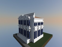 Library of Celsus Minecraft Map & Project