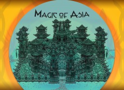 Magic of Asia Minecraft Map & Project
