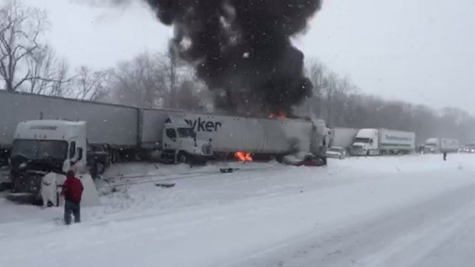 I 94 Accident Michigan Today – HD Wallpapers