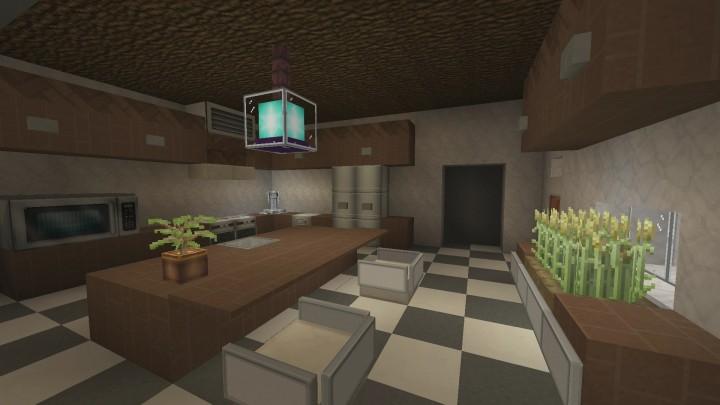 Kitchen Designs / Inspiration Minecraft Project