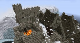 Small Nordic Town Minecraft