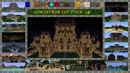 Norzeteus resource-pack vers.1.8  [32x~] CTM updt. Minecraft Texture Pack