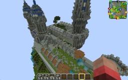 Fantasy/Medeival Build Minecraft Map & Project