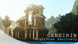 Geneirin - LightTree Sanctuary [Minecraft cinematic 1080P][Download] Minecraft