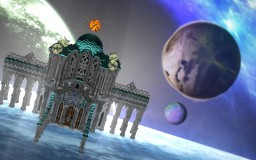 Axis Planetaeris Minecraft Map & Project