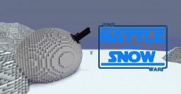 Star Wars Battle In The Snow Minecraft