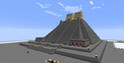 1:1 Scale Tenochtitlan 1500AD Minecraft Map & Project