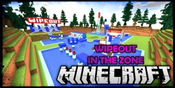 WIPEOUT IN THE ZONE minecraft 1.8.1 Minecraft Map & Project