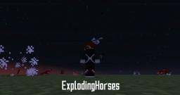 [1.7.x-1.8.x] Exploding Horses [Bukkit/Spigot] Minecraft Mod