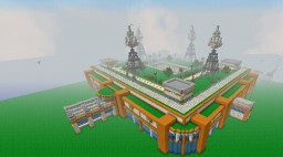 Mauville City in Pokemon ORAS Minecraft Map & Project