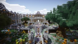 [DOWNLOAD] Server Factions Spawn Minecraft Map & Project