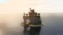 ShantyShy Isle Minecraft Map & Project