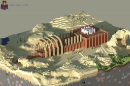 Eluria, A Temple In Serenitas [DOWNLOAD] Minecraft Project