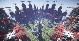 Dériotyx AN Industrial Spawn Minecraft Map & Project