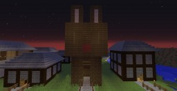 Bunny House Minecraft Map & Project
