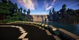 Diego City reservoir Minecraft Project
