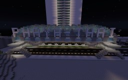 Metro Station Minecraft Map & Project
