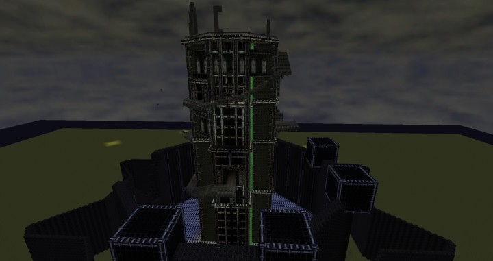 Collapse Tower textures