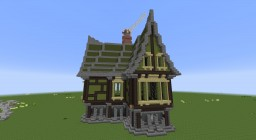 House 1 Minecraft Map & Project