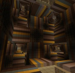 Interstellar -- The Tesseract in Minecraft Minecraft