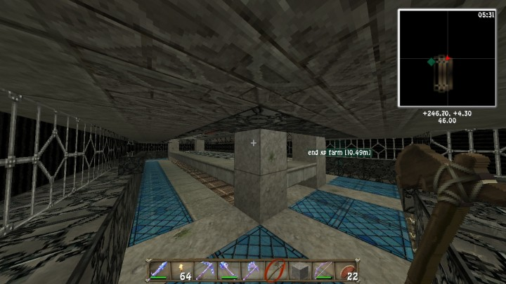 minecraft how to make an enderman farm