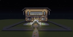 Windtrade Manor 1.0 Minecraft Map & Project
