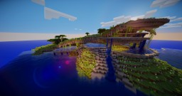 Abandoned Islands Minecraft Map & Project
