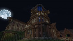 The Kingdom of Aerondale Minecraft Map & Project