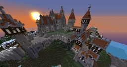 The Castle Of Voxaria Minecraft Map & Project