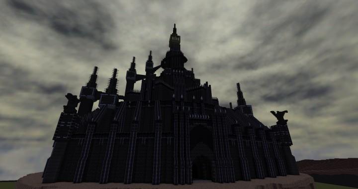 Ganons Castle 3Ds