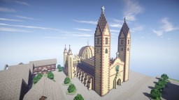 Sankt Franziskus Cathedral | Download Minecraft Map & Project