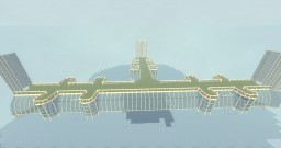 Oceanic City Project - Economical, Business & More! Minecraft Map & Project