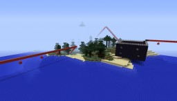 Rolercoaster Minecraft Map & Project