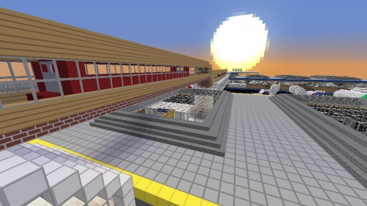 minecraft airport largest in - photo #11