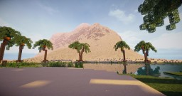 Sandy Mountains Minecraft Project